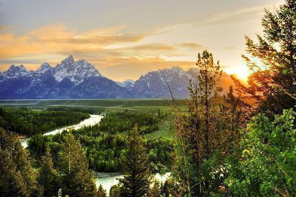 Grand Teton National Park, EE.UU.