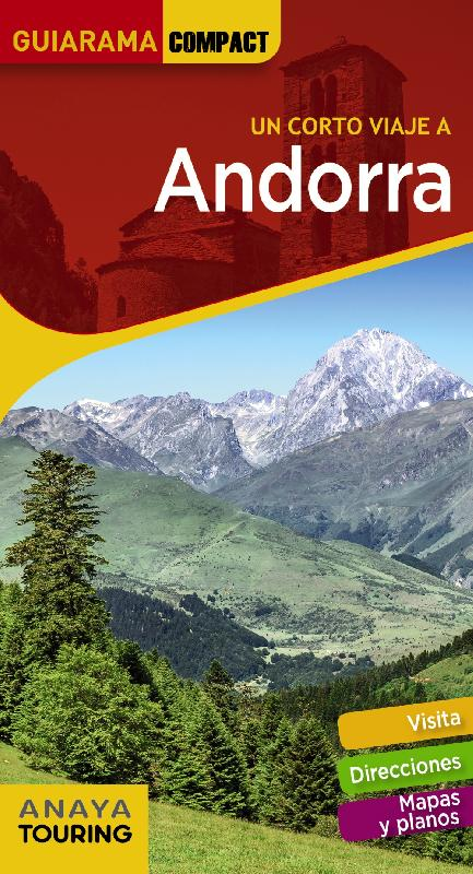Guías de viaje Anaya Touring - Guiarama Compact: un corto