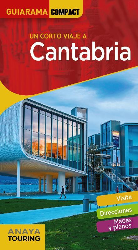 Guías de viaje Anaya Touring - Guía Total: Cantabria
