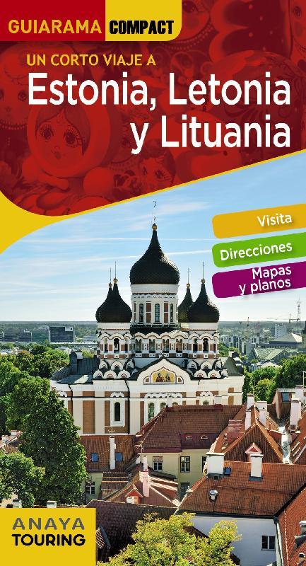Guías de viaje Anaya Touring - Guía Total: Estonia