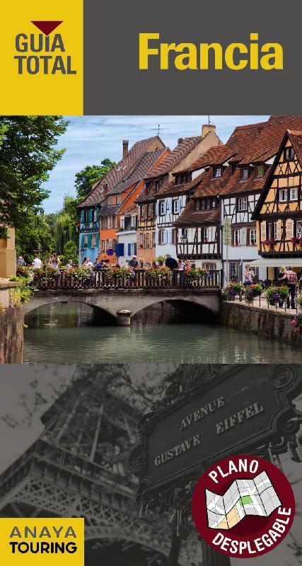 Guías de viaje Anaya Touring - Guía Total: Francia Sur