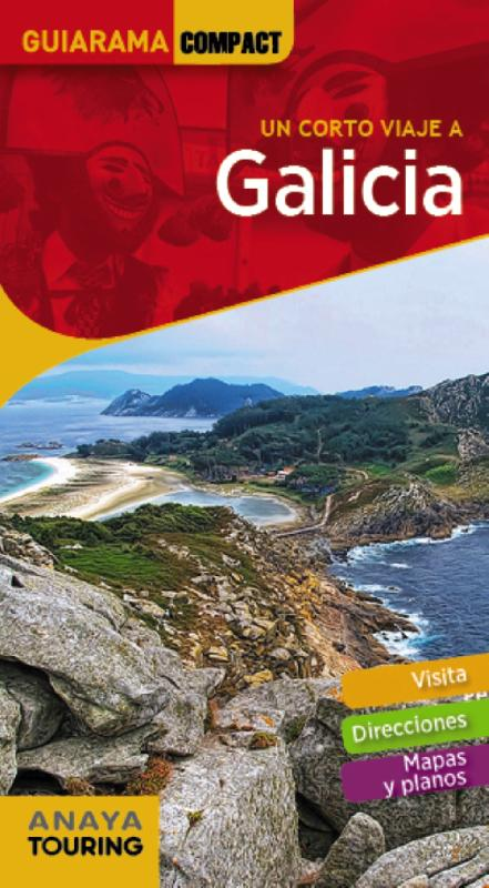 Guías de viaje Anaya Touring - Guarama Compact: Galicia