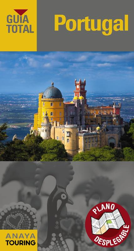 Viajar a Portugal. Guías de viaje Anaya Touring y Trotamundos bb749353bf