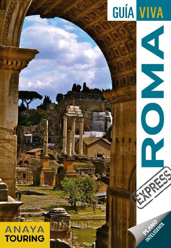 Guías de viaje Anaya Touring - Guía Total Urban: Roma